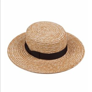 Lack of Color Spencer Boater Hat